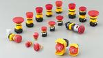 Erfüllen Sicherheitsstandards wie ISO 13850/EN60947-5-5