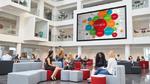 Mit Digital Signage in die neue Arbeitswelt