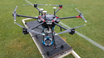 Drohnen stopfen Schlaglöcher