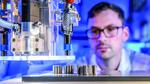 Elektromotor aus dem 3D-Drucker