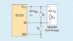 Die Ausgangsspannung des LTC3130 ist zwischen 1 V und 25 V einstellbar