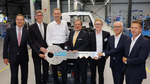 Electric Car e.GO Life Rolls off the Assembly Line in Aachen