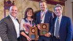 Robotik-Preis für Gudrun Litzenberger und Esben Østergaard