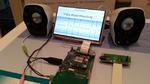 Integrierte Sprachsteuerung für ARM-Embedded-Systeme