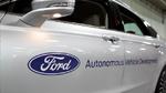 Mit »Ford Autonomous Vehicles« zum autonomen Fahren