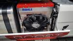 Das »e-Waste Heat Recovery System« für Nutzfahrzeuge von Mahle entnimmt Wärme aus dem Abgasstrom und wandelt sie in elektrische Energie um.