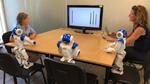 Kinder erliegen Roboter-Gruppenzwang
