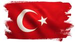 Türkei-Flagge