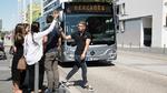 Brems- und Abbiegeassistenten bei Mercedes-Benz und Setra