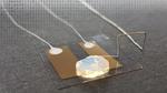 Ein einzelnes Silberatom schaltet Strom
