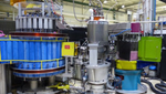 Examining the Inverse Magnetocaloric Effect Using Neutrons
