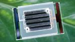 Bild 2. Ineinander verkämmte Elektroden sorgen für einen niedrigen Innenwiderstand