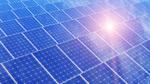 Farbstoff-Solarzelle mit hoher interner Energieausbeute
