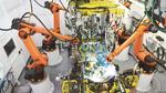 Weltweiter Absatz von Industrierobotern auf Rekordhoch