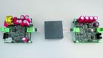 Das Wireless-Power-Entwicklungssystem 760308EMP-WPT-200W, das Würth Elektronik eiSos mit Unterstützung der Infineon Technologies AG entwickelt hat, besteht aus einem Netzteil, einer Sender- und einer Empfängereinheit. Es ist für eine Leistung von bis