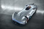 Mercedes-Benz elektrifiziert den Silberpfeil