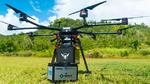 Drone Transports Sensitive Medicine