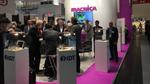 Macnica präsentierte sich 2016 während der electronica auf einem weitläufigen Stand allen Kunden zum Gedankenaustausch.