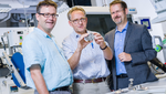 Joint Research by HTW Dresden and Skeleton Technologies