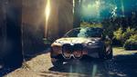 BMW Vision iNext vorn