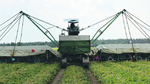 Roboter im Feldtest bei der Gurkenernte