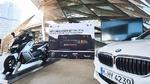 BMW integriert Information zur Bildung der Rettungsgasse