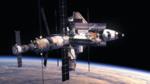 Frischer Salat für die ISS
