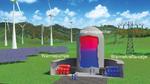 Energiespeicherung im Gigawattstunden-Maßstab