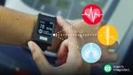 EKG, Puls und Temperatur bequem am Handgelenk messen