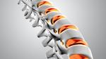 Schmerzlinderung über die Wirbelsäule