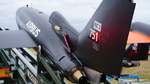 Drohnen-Schwarm im Luftkampf