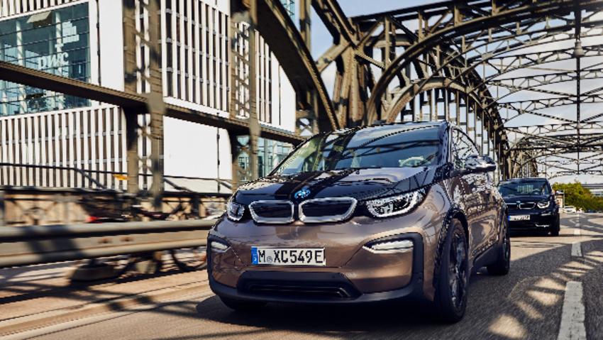 Elektrische Reichweite Und Ladenetz Bmw I3 Künftig In Europa Ohne Range Extender Automotive Elektromobilität Elektroniknet