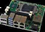 Der ADL120S von ADL Embedded Solutions ist der neueste Vertreter einer Linie von leistungsstarken, kompakten (120 mm x 120 mm) SBCs, basierend auf Intels Core- und Celeron-Prozessoren. Mit Intels Q170-Chipsatz ist es ein vollwertiger SBC mit diversen