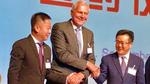 Aufbau einer Nutzfahrzeug-Testanlage in China