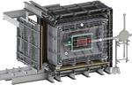 Schema der Neutronenkammer