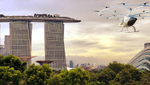 Volocopter testet Flugtaxis in Singapur