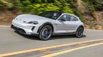 Konzeptstudie Porsche Mission E Cross Turismo geht in Serie