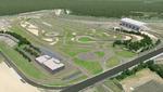 Areal Porsche Experience Center Hockenheimring