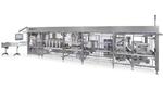 Form-, Füll- und Verschließmaschine FMH 80 von SN Maschinenbau
