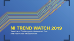 »NI Trend Watch 2019« erschienen