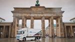 Edeka startet Praxistest des Mercedes-Benz eActros in Berlin