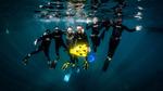 Smarte Unterwasser-Drohne