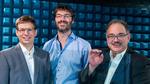 Andreas Demmer, Lukas W. Mayer und Mehrdad Madjdi, Erfinder des Jahres 2018