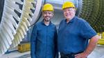 Arturo Flores Reneria und Werner Stamm, Erfinder des Jahres 2018