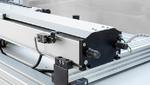 Geschlossene Positioniereinheiten mit integriertem Linearmotor
