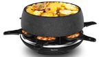 Raclette-Fondue-Kombination für vielseitige Käsespezialitäten