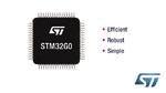 STM32-MCUs mit Cortex-M0+ und USB Typ C