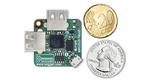 Mikrocontroller-Board mit zwei USB-Anschlüssen