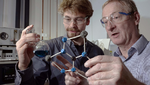 Qubits aus Kupferverbindung