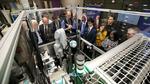 Studenten bekommen Smart-Factory-Zelle